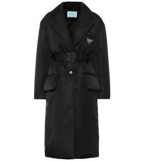 Prada - Mantel aus Nylon