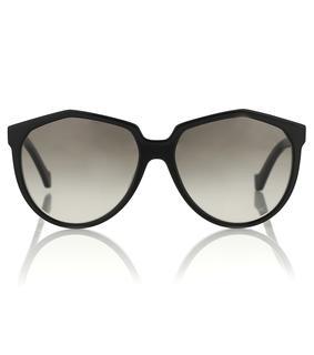 Loewe - Eckige Oversize-Sonnenbrille
