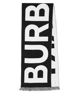 Burberry - Schal aus Woll-Jacquard