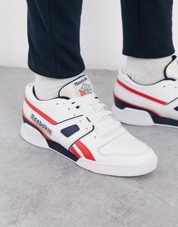 Reebok - Classics – Pro Workout Lo MU – Sneaker in Weiß