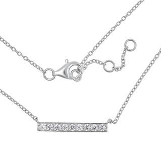 Miss Evél - Halskette - Necklace AIMEE Silver - in silber - für Damen
