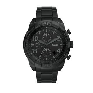 Fossil - Uhr - Bronson Watch Black - in schwarz - für Damen