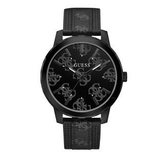 guess - Uhr - Mens Dress Watch Black - in schwarz - für Damen