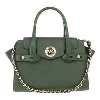 MICHAEL KORS - Tote - Small Flap Satchel Bag Moss - in grün - für Damen