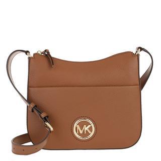 MICHAEL KORS - Umhängetasche - Large Messenger Bag Luggage - in braun - für Damen - 257.00 €