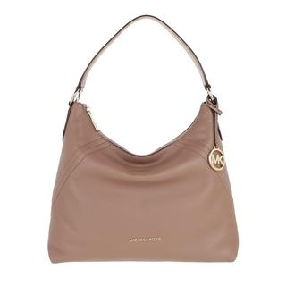 MICHAEL KORS - Hobo Bag - Large Shoulder Bag Dark Fawn - in lila - für Damen - 286.00 €
