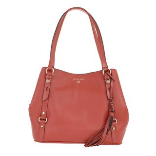 MICHAEL KORS - Tote - Large Shoulder Tote Bag Terracotta - in rot - für Damen - 324.00 €