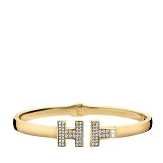 TOMMY HILFIGER - Armband - Classic Signature Bangle Gold - in gold - für Damen