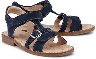 Lurchi - Klett-Sandale Zelia in dunkelblau, Sandalen für Mädchen