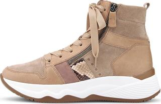 Gabor - Chunky-Sneaker Angel in beige, Stiefeletten für Damen