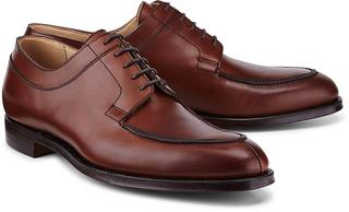 Crockett & Jones - Schnürschuh Hardwick in mittelbraun, Business-Schuhe für Herren