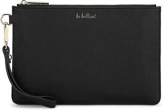 Katie Loxton - Secret Message Pouch in schwarz, Clutches & Abendtaschen für Damen