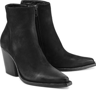 Lemaré - Stiefelette in schwarz, Stiefeletten für Damen