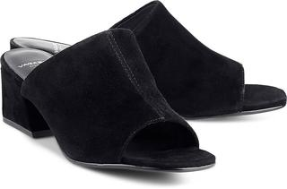 Vagabond - Pantolette Elena in schwarz, Sandalen für Damen