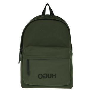 HUGO - Rucksack - Record Backpack Dark Green - in grün - für Damen