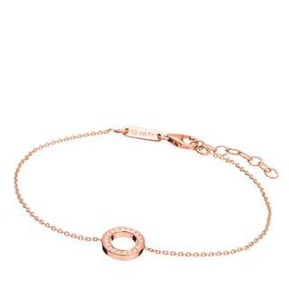 BELORO - Armband - Bracelet Circle White Gold - in roségold - für Damen