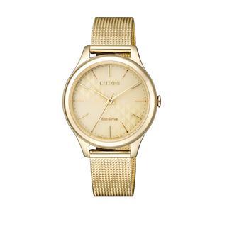 Citizen - Uhr - Wristwatch Yellow Gold - in gold - für Damen