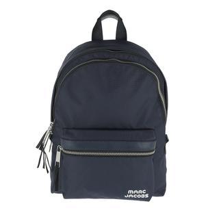 Marc Jacobs - Rucksack - Trek Pack Large Backpack Midnight - in marine - für Damen
