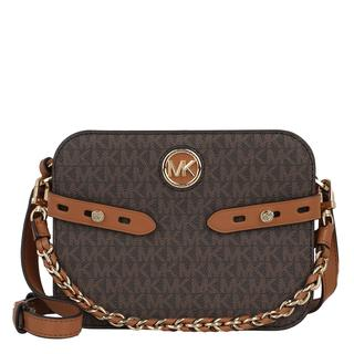 MICHAEL KORS - Umhängetasche - Large Camera Crossbody Bag Brown/Acorn - in braun - für Damen