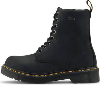 DR. MARTENS - Schnür-Boots 1460 Waterproof in schwarz, Boots für Damen