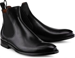 Lottusse - Chelsea-Boots in schwarz, Business-Schuhe für Herren