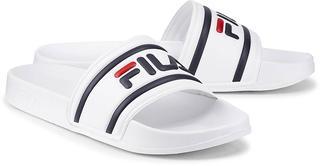 Fila - Morro Bay Slipper in weiß, Sandalen für Herren