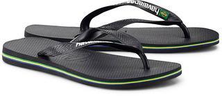 havaianas - Zehentrenner Brasil in schwarz, Sandalen für Herren