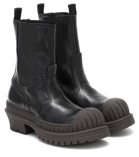 Acne Studios - Ankle Boots aus Leder