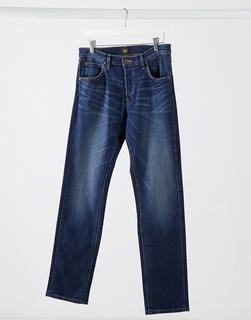 Lee - Daren – Straight Jeans-Blau