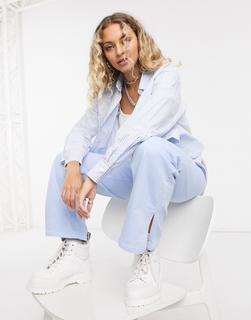 Pepe Jeans - Jelena – Blaues Hemd