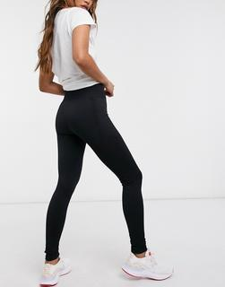 South Beach - Fitness – Nahtlose Leggings in Grau