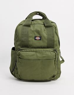 Dickies - Backpack mit Laptopfach in Grün