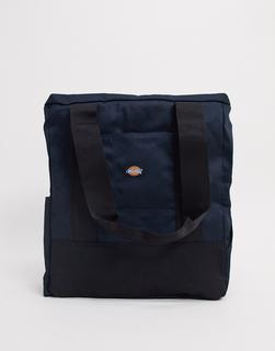 Dickies - Barataria – Marineblaue Tote Bag-Navy