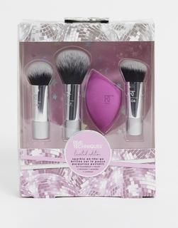 Real Techniques - Sparkle On The Go – Pinsel-Set-Keine Farbe