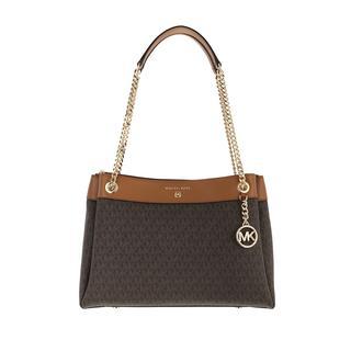 MICHAEL KORS - Shopper - Medium Shoulder Bag Brown/Acorn - in braun - für Damen - 353.00 €