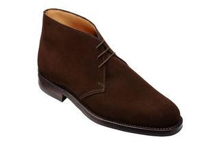Crockett & Jones - Stiefel Chiltern in dunkelbraun, Business-Schuhe für Herren