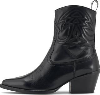 Bronx - Stiefelette Bx 1611-Jukeson in schwarz, Stiefeletten für Damen