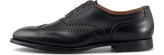 Crockett & Jones - Oxford-Schnürer Westgate 2 in schwarz, Business-Schuhe für Herren
