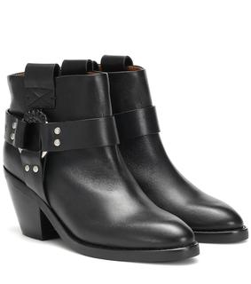 See by Chloé - Ankle Boots Eddy aus Leder