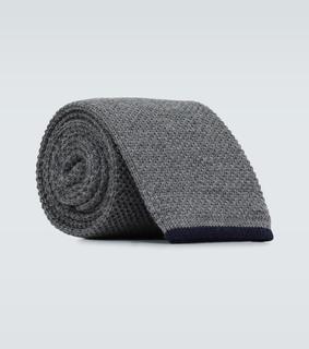 Brunello Cucinelli - Krawatte aus Wolle