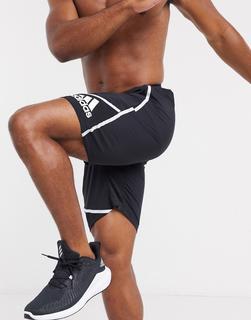 adidas Performance - adidas – Training – Schwarze Shorts