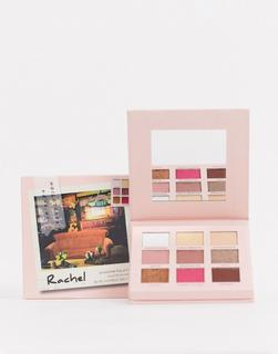 Revolution - X Friends – Rachel – Lidschatten-Palette-Mehrfarbig