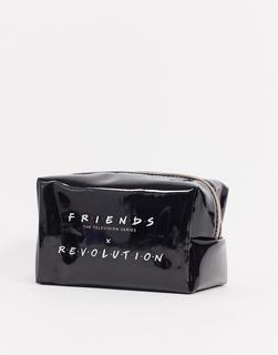 Revolution - X Friends – Kosmetiktasche-Schwarz