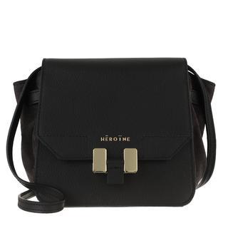 Maison Héroïne - Umhängetasche - Frida Crossbody Black - in schwarz - für Damen