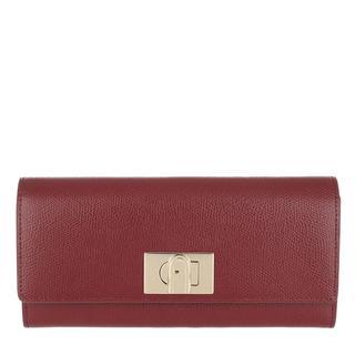 Furla - Portemonnaie - 1927 Extra Large Bi Fold Wallet Ciliegia - in rot - für Damen