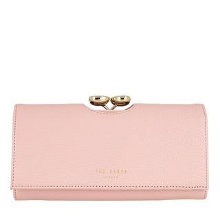 TED BAKER - Portemonnaie - Alyysaa Teardrop Crystal Bobble Matinee Light Pink - in rosa - für Damen