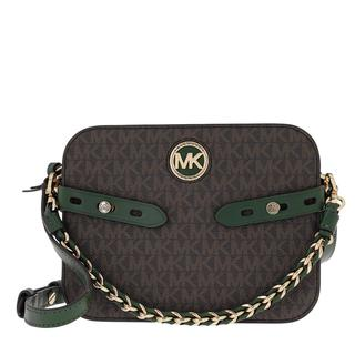 MICHAEL KORS - Umhängetasche - Large Camera Crossbody Bag Moss - in grün - für Damen