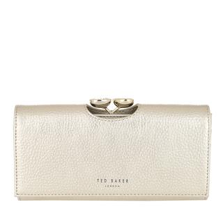 TED BAKER - Portemonnaie - Alyysaa Teardrop Crystal Bobble Wallet Gold - in gold - für Damen
