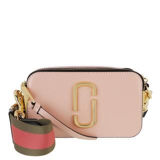 Marc Jacobs - Umhängetasche - Snapshot Small Camera Bag New Rose/Multi - in rosa - für Damen