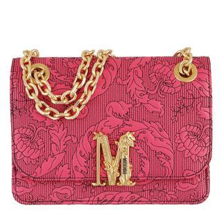 Moschino - Umhängetasche - Shoulder Bag Fantasia Magenta - in pink - für Damen